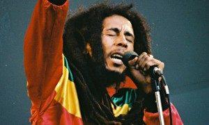 Bob Marley ako príklad boja za emancipáciu človeka.