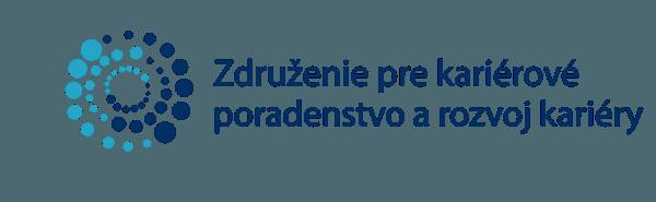 Združenie pre kariérové poradenstvo a rozvoj kariéry Logo