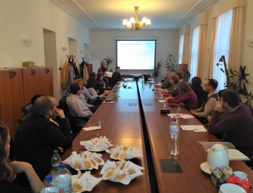 """Kvalita potrebuje kontinuitu: správa z workshopu """"Urobme si kvalitu v kariérovom poradenstve"""" v Bratislave"""