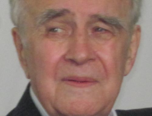 Zomrel doc. PhDr. Jozef Koščo, CSc. (15. 10. 1920 – 18. 3. 2018) – osobná spomienka