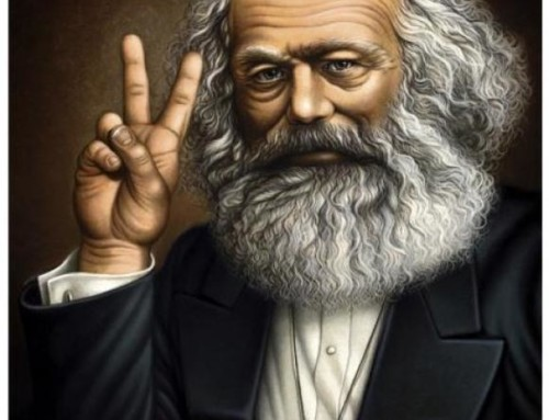 Sviatok práce, Karl Marx a úvaha o výbere povolania