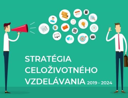 Zapojte sa do tvorby Stratégie celoživotného vzdelávania a poradenstva 2019 – 2024