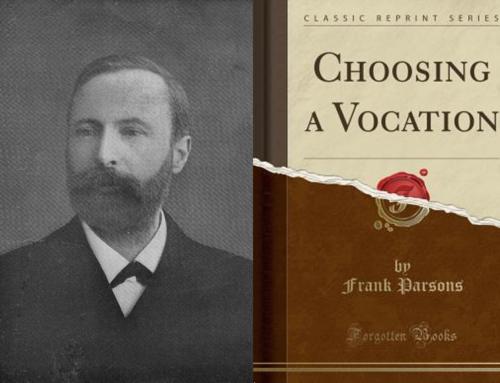 Frank Parsons, zakladateľ kariérového poradenstva