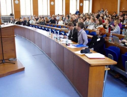Konferencia Celoživotné kariérové poradenstvo v lokálnej a globálnej sieti v Hradci Králové
