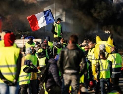 Zablokované kariéry francúzskych žltých viest?