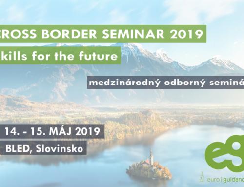 Zručnosti pre budúcnosť – zúčastnite sa Cross Border Semináru 2019