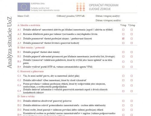 Nový online nástroj meria pokrok nezamestnaných v kariérových zručnostiach