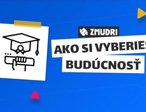 Zmudri.sk a ZKPRK prinášajú nové vzdelávacie videá pre stredoškolákov